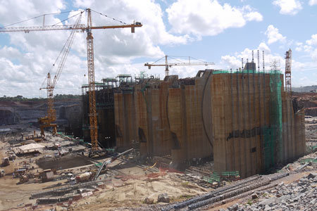 Rio Madeira Hydroelectric Plant Project